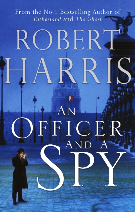 An_Officer_and_a_Spy_by_Robert_Harris_Book_review